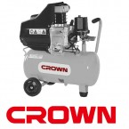 CROWN Compressor CT36029 2HP 195Lm 1500W 50L 8bar Price In Pakistan