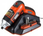Black n Decker AS36LN Red n Black Cordless Screw Driver Price In Pakistan