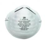 3M SAF8661PC1-15A Home Dust Mask, White, 180/Case ORIGINAL 3M BRAND PRICE IN PAKISTAN